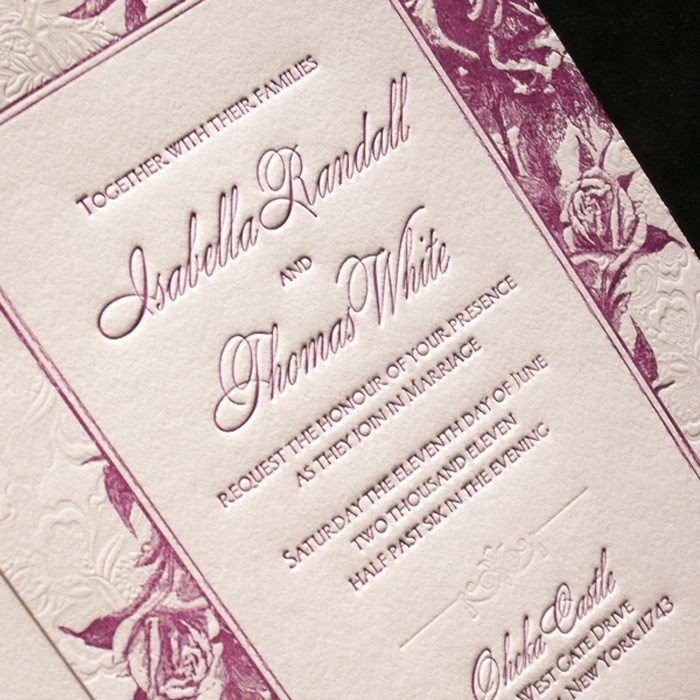 Andaluz-Luxury-Letterpress-Wedding-Invitation-Close-Up