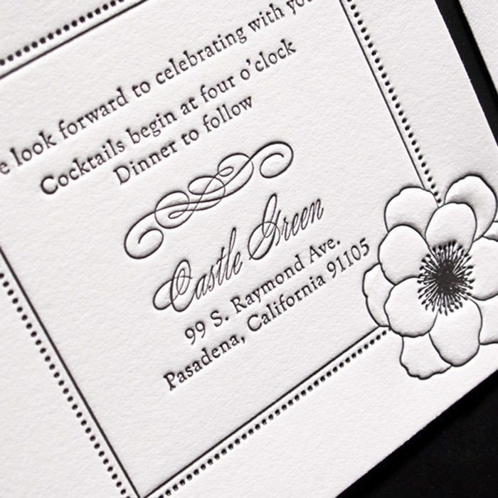 Anemone-Letterpress-Reception-Card-close-up