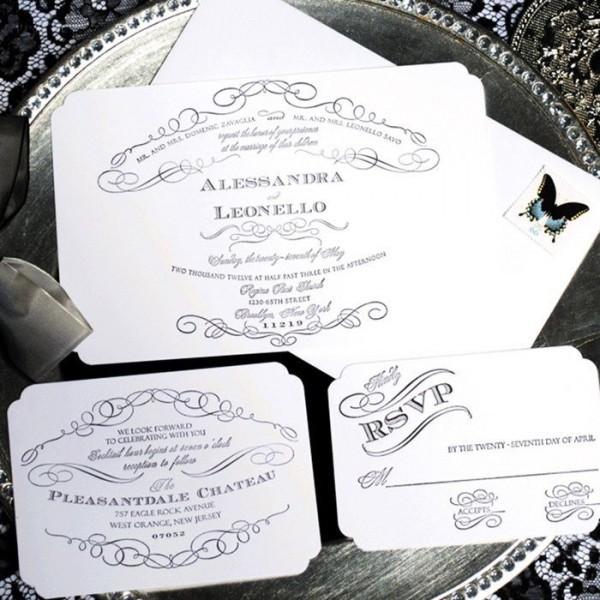 Chateau-Letterpress-Wedding-Invitation