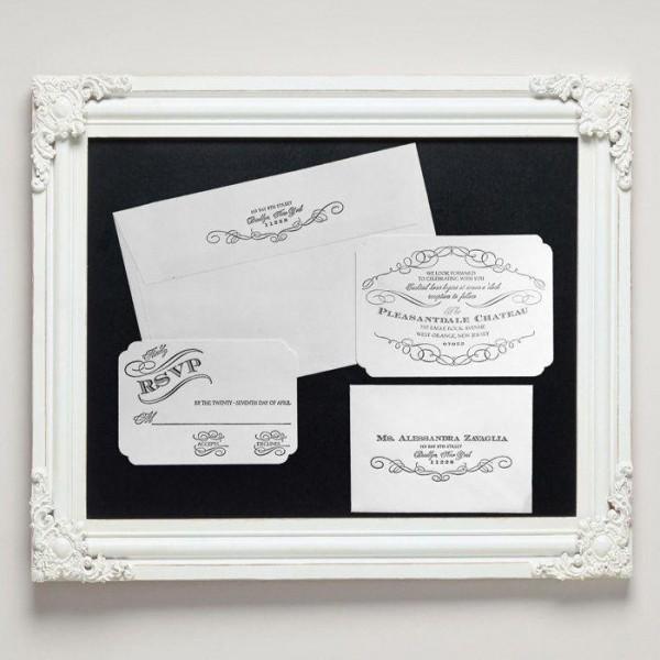 Chateau-Luxury-Letterpress-Wedding-Suite-Framed-Letterpress-Jess