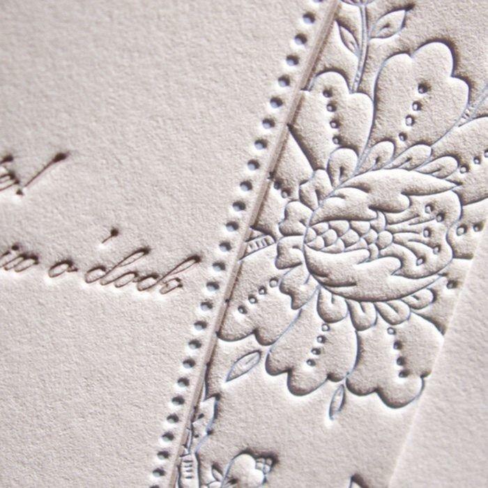 Embroidery-Letterpress-Wedding-Invite-Close-Up