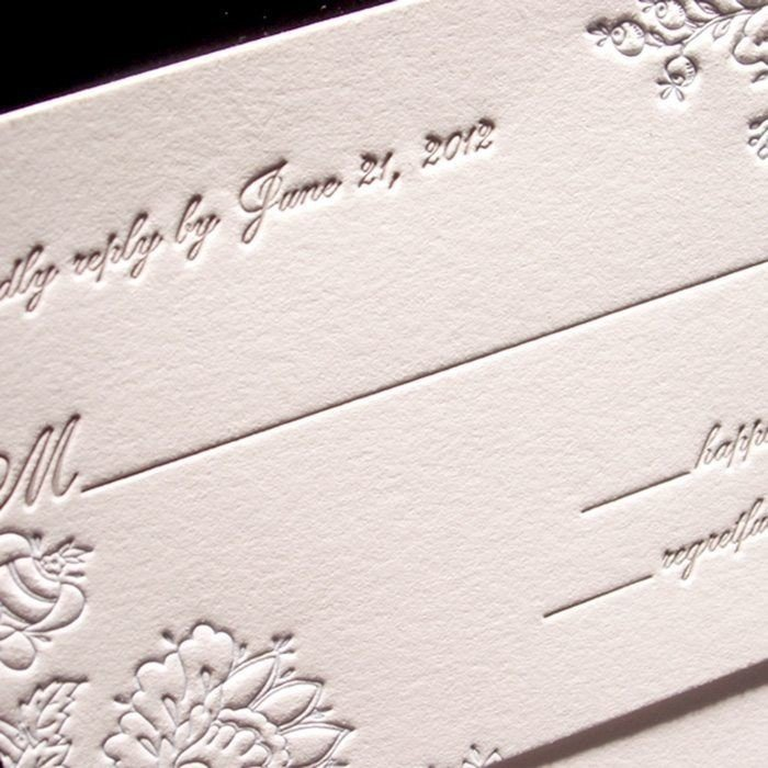 Embroidery-Letterpress-Wedding-Response-Close-Up