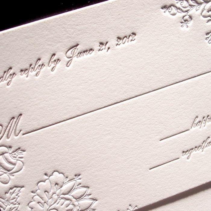Embroidery-Letterpress-Wedding-Response-Close-Up