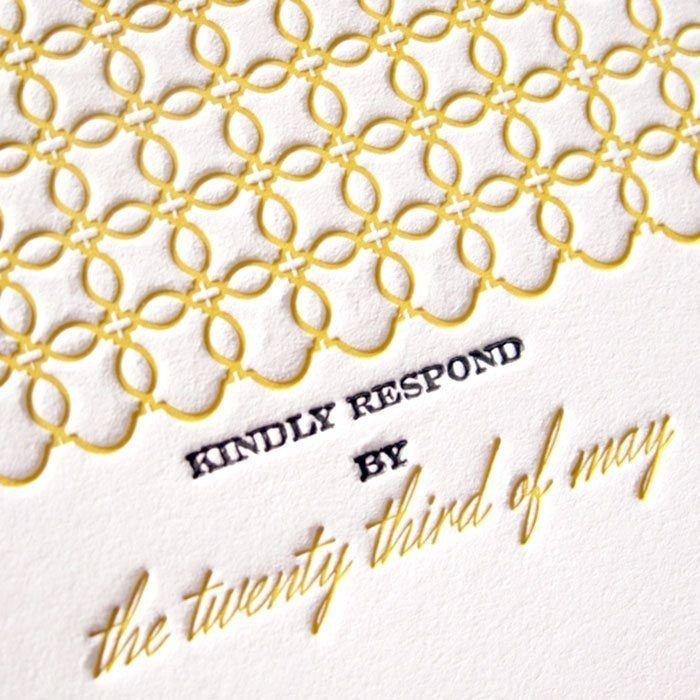 Grace-Luxury-Letterpress-Wedding-Response-Card-Detail