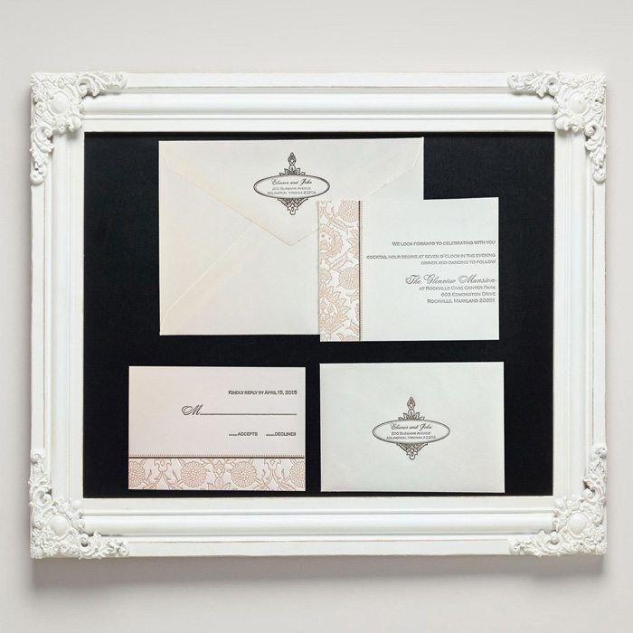 Hannah-Luxury-Letterpress-Wedding-Suite-Framed-Letterpress-Jess