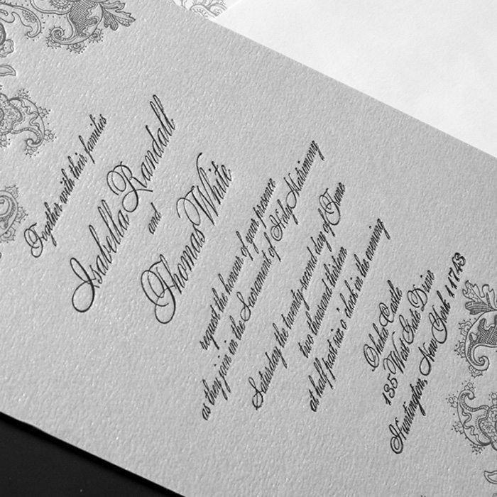 Isabella-Luxury-Letterpress-Wedding-Invite-Detail