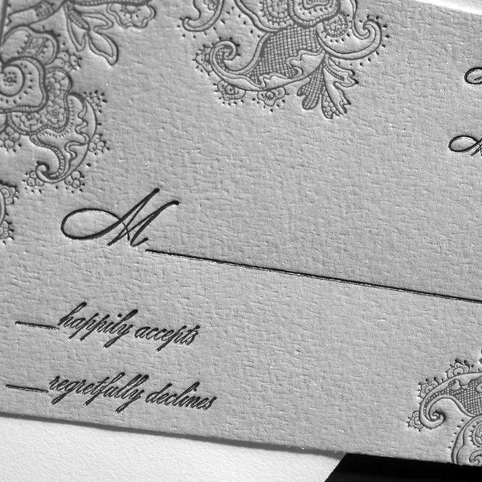 Isabella-Luxury-Letterpress-Wedding-Response-Card