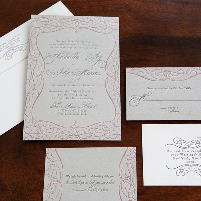 Mademoiselle-Luxury-Letterpress-Wedding-Invitation