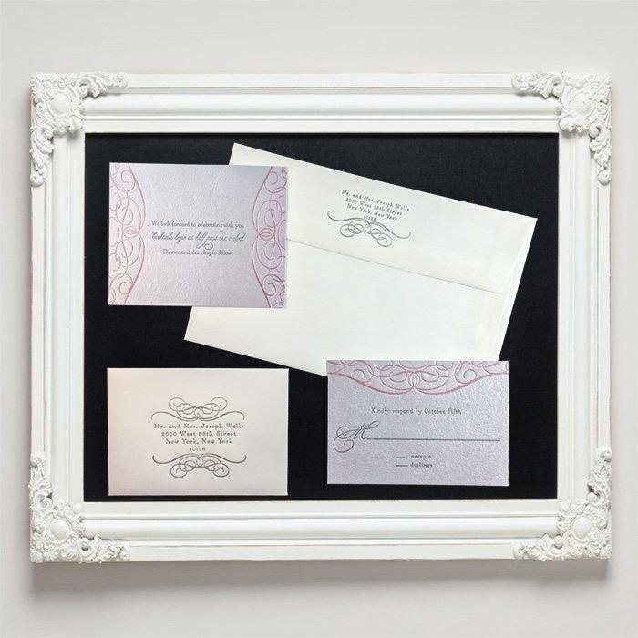 Mademoiselle-Luxury-Letterpress-Wedding-Suite-Framed-Letterpress-Jess