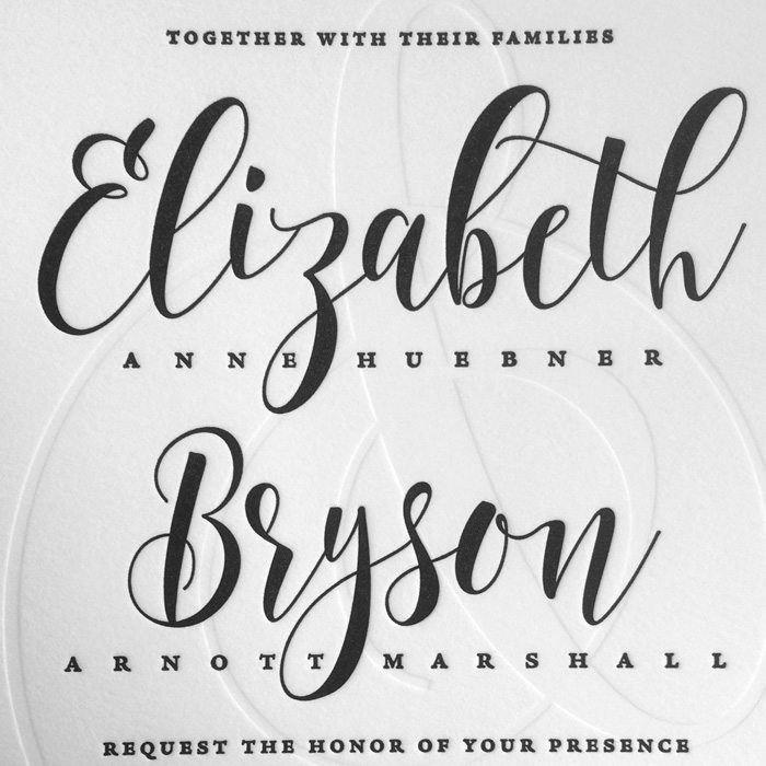 Marshall-Letterpress-Wedding-Ampersand-Invite-Detail