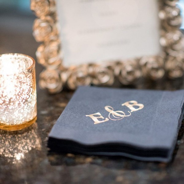 Marshall-Luxury-Letterpress-Wedding-Monogram-Foil-Napkins