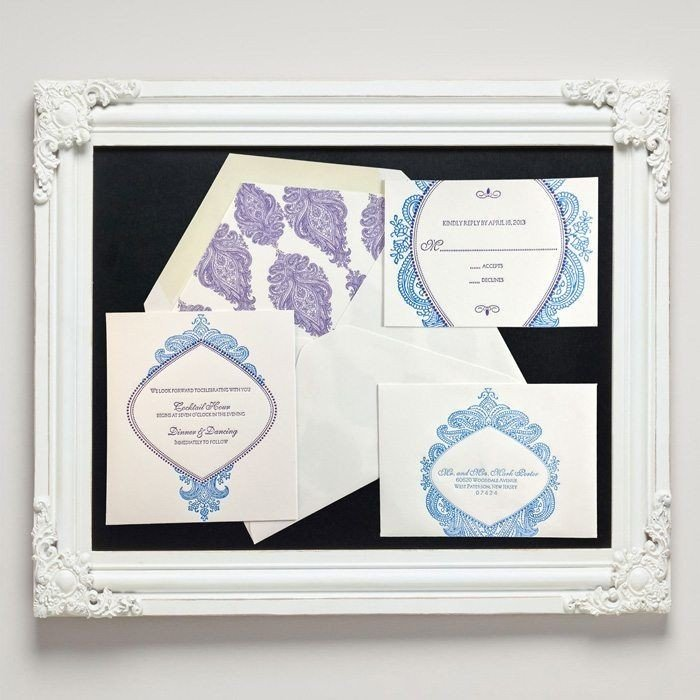 Morocco-Luxury-Letterpress-Wedding-Suite-Framed-Letterpress-Jess