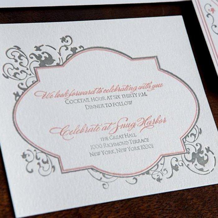 Parisienne-Luxury-Letterpress-Reception-Detail