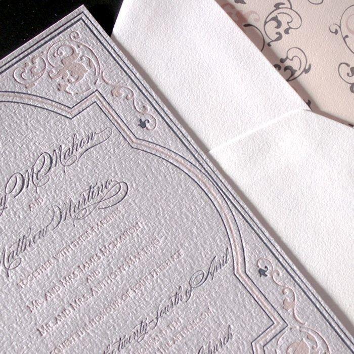 Parisienne-Luxury-Letterpress-Wedding-Invite-Detail