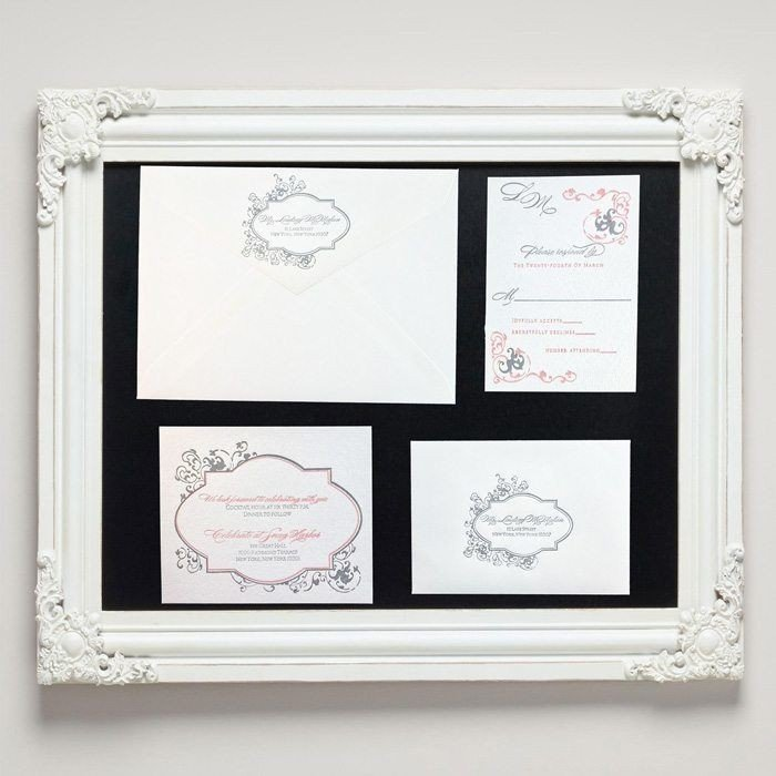 Parisienne-Luxury-Letterpress-Wedding-Suite-Framed-Letterpress-Jess