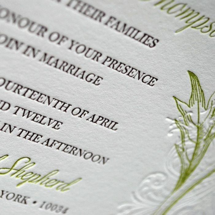 Rustic-Romance-Luxury-Letterpress-Wedding-Invite-Detail