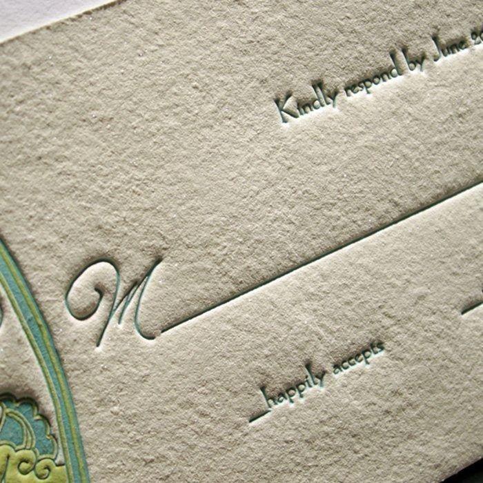 Waterlily-Luxury-Letterpress-Response-Card