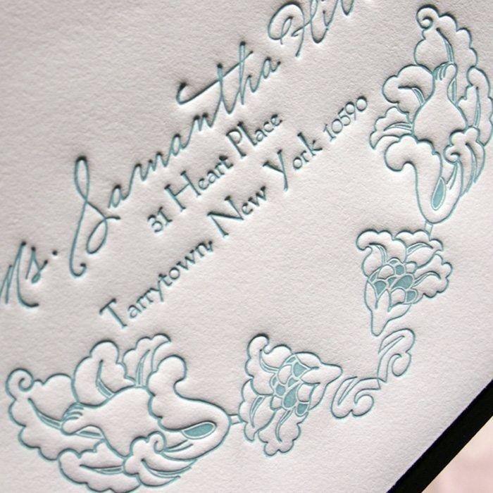Waterlily-Luxury-Letterpress-Wedding-Response-Envelope