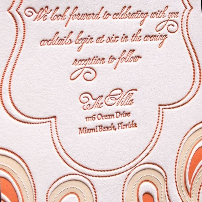 Paisley-Luxury-Letterpress-Reception-Card