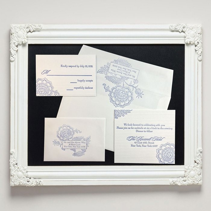 Savannah-Luxury-Letterpress-Wedding-Suite-Framed-Letterpress-Jess