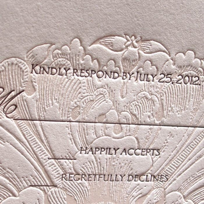 Sorrento-Luxury-Letterpress-Wedding-Response-Card
