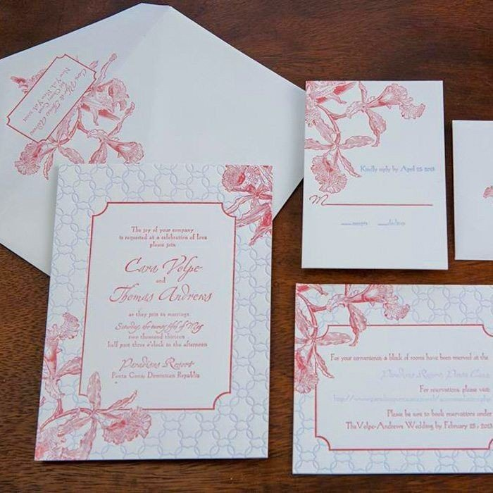 Tropic-Luxury-Letterpress-Wedding-Invitation-Suite