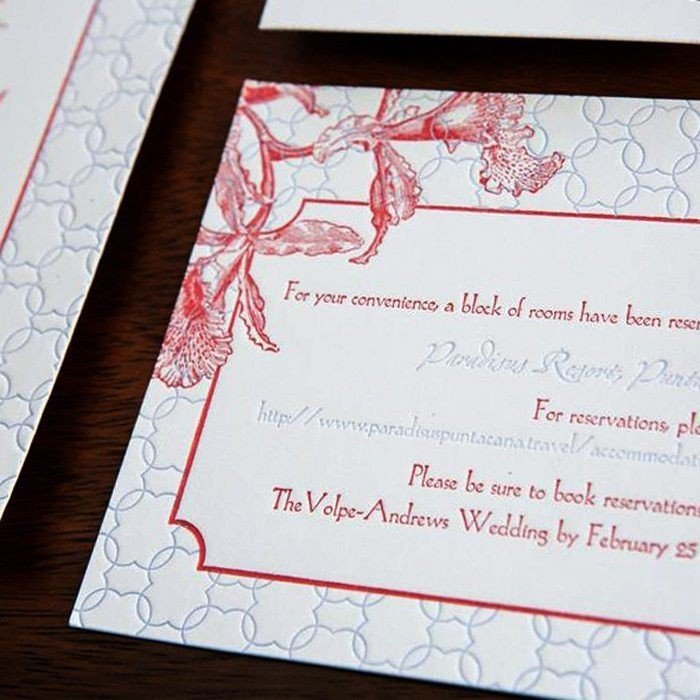 Tropic-Luxury-Letterpress-Wedding-Reception-Card-Detail
