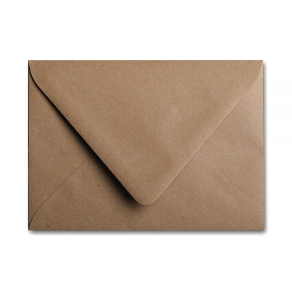 Brown-Bag-Kraft-Euro-Flap-Envelope