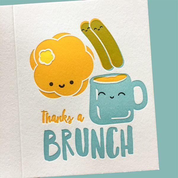 Thanks-a-Brunch-Letterpress-Greeting-Card