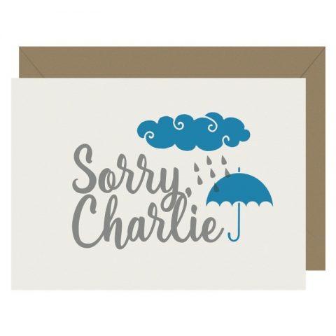 Sympathy & Sorry