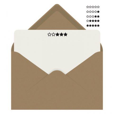 Lets Do It Letterpress Card Emojicards