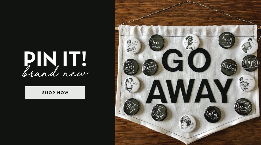 Pin it! Brand new. Shop now!