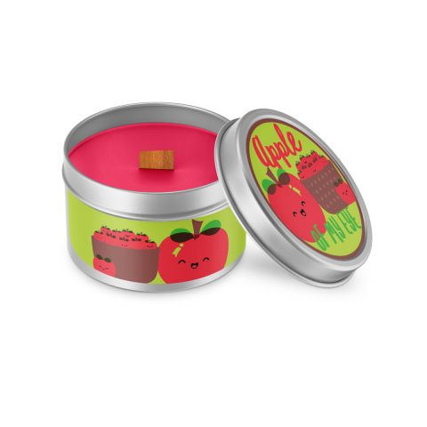 Apple of My Eye Cutie Kawaii Candle