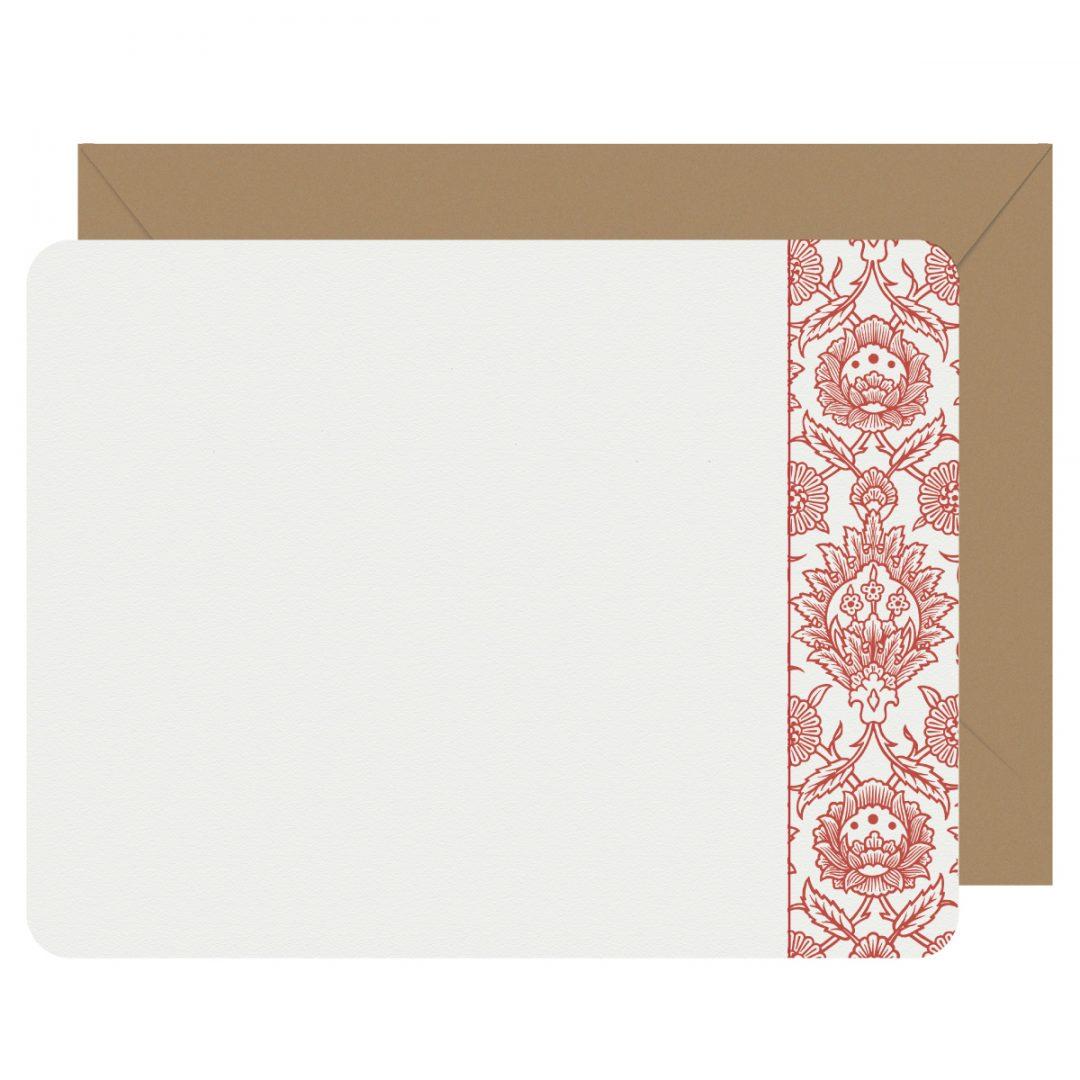Arts & Crafts Letterpress Jess Notecards