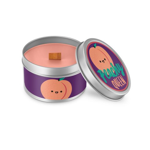 Peachy Queen Cutie Kawaii Candle