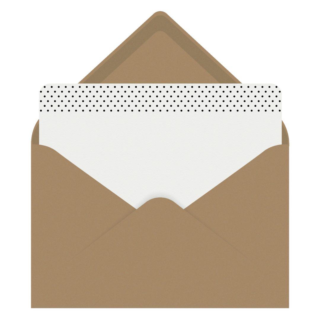 Polka Dot Note Cards Letterpress Jess